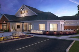 ALIGN3D - Exterior 3D Renderings Maryland - 7 Oaks Great Room