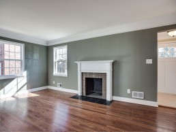 Colebrooke Drive, Temple Family Room | Virtual Staging Maryland | ALIGN3D
