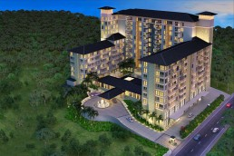 Dusit Thani Residences • Large Residential Developments Renderings by ALIGN3D