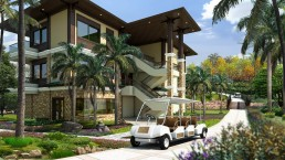 ALIGN3D - Resort Renderings - Anya Resort Tagaytay - Hotel 3D Rendering