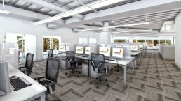 ALIGN3D - YMarketing Stations - 3D Rendering California