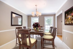 ALIGN3D Virtual Staging - 5801 Universal Place, Bowie, MD - Dining Room - Digital Staging Maryland