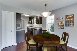 ALIGN3D - Maryland Home Staging - 11214 Valley Bend Drive -Kitchen